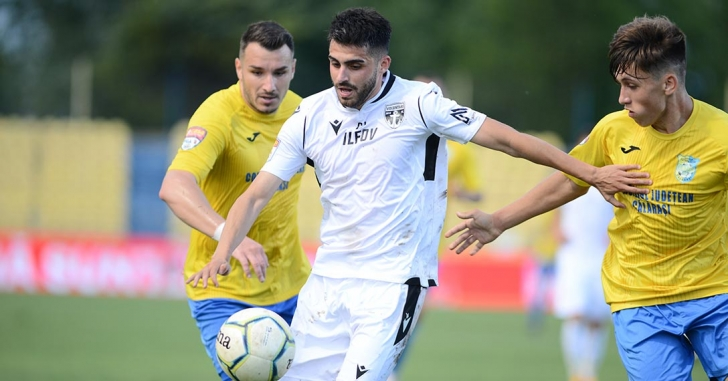Baraj Liga 1: FC Voluntari, fără emoții în returul cu Dunărea Călărași
