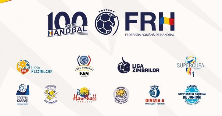 100 de ani de handbal în România