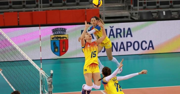 A fost stabilit programul meciurilor de la Cluj-Napoca, din Grupa D a Campionatului European feminin