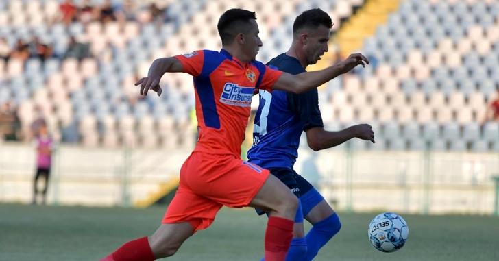 Meci amical: FC Buzău - FCSB 1-5