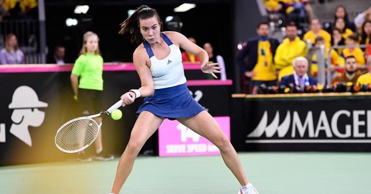 WTA Hamburg: Ruse se califică în prima sa finală