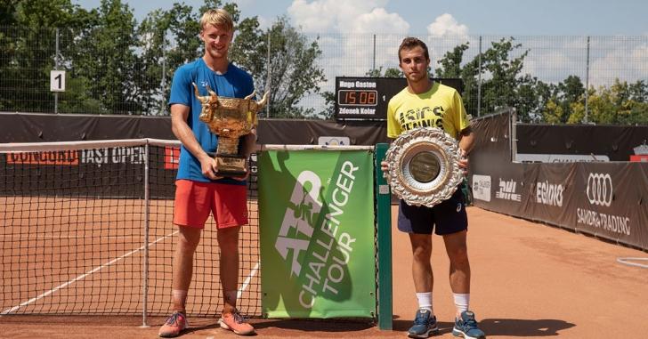 Cehul Zdenek Kolar este noul campion de simplu de la Concord Iași Open