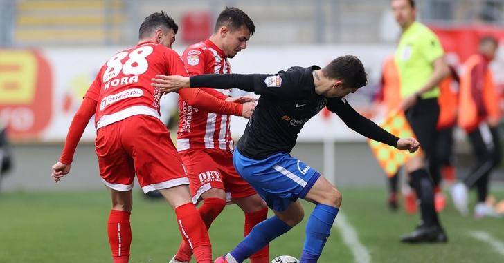 Liga 1: UTA și Farul termină fără gol la Arad