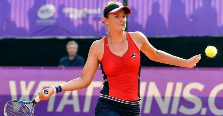 WTA Gdynia: Eliminări la simplu