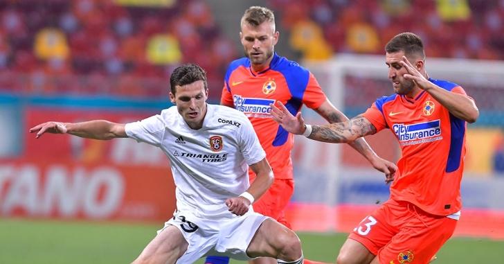Conference League: FCSB, în genunchi după loviturile de departajare