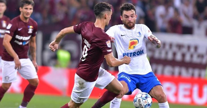 Liga 1: Spectacol fără gol cu Rapid și Farul
