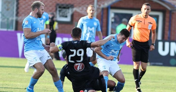 Liga 1: Nemec decide derby-ul Ilfovului