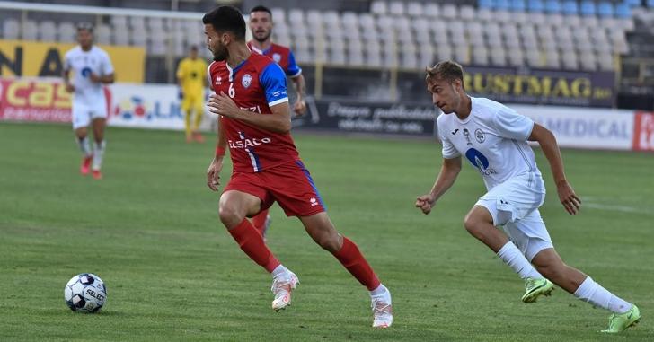 Liga 1: FC Botoșani bifează a patra victorie consecutivă