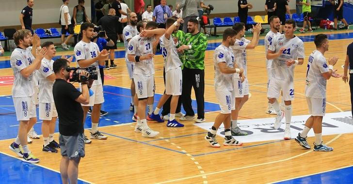 EHF EL: HC Dobrogea Sud face un pas mare spre calificare