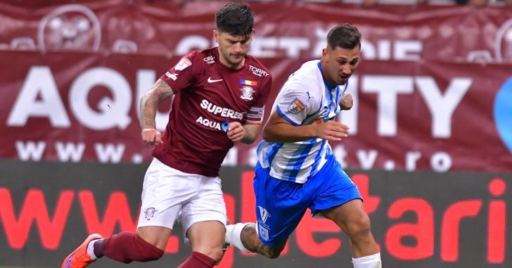 Liga 1: Universitatea Craiova pune capăt invincibilității Rapidului
