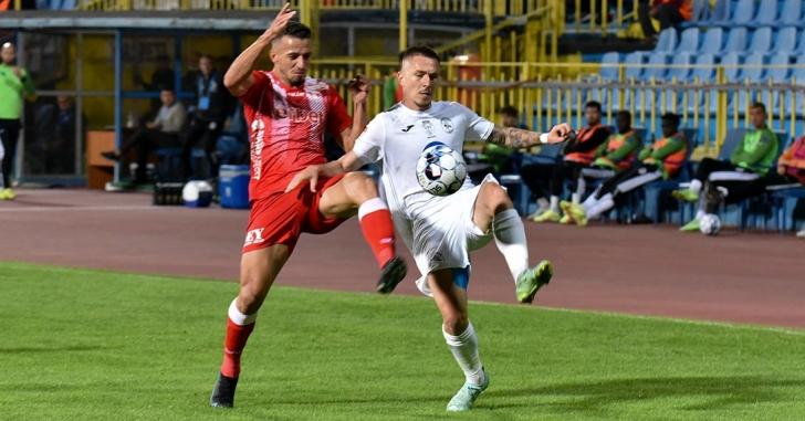 Liga 1: Gaz Metan - UTA Arad 0-1