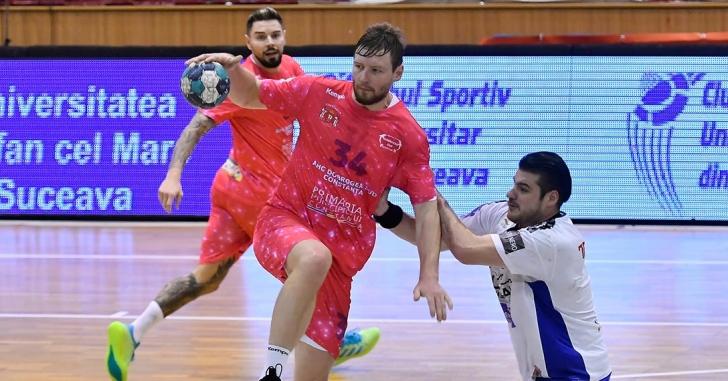 EHF European League: HC Dobrogea Sud avansează în turul II preliminar