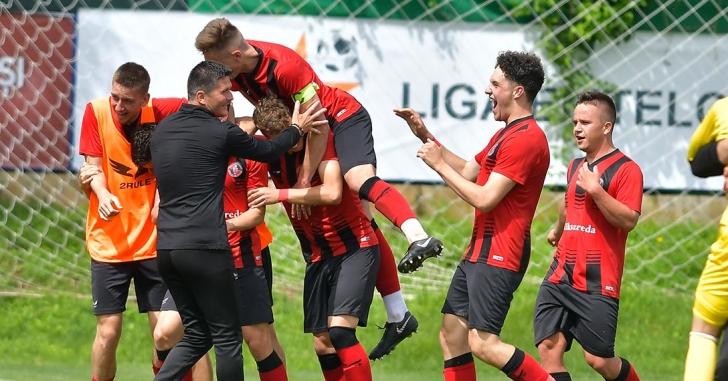 Cupa României: Dezastru sub Tâmpa. Universitatea Cluj și Unirea Dej, eliminate