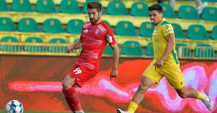 Liga 1: Gol superb, ratări imense și victorie a oaspeților la Mioveni