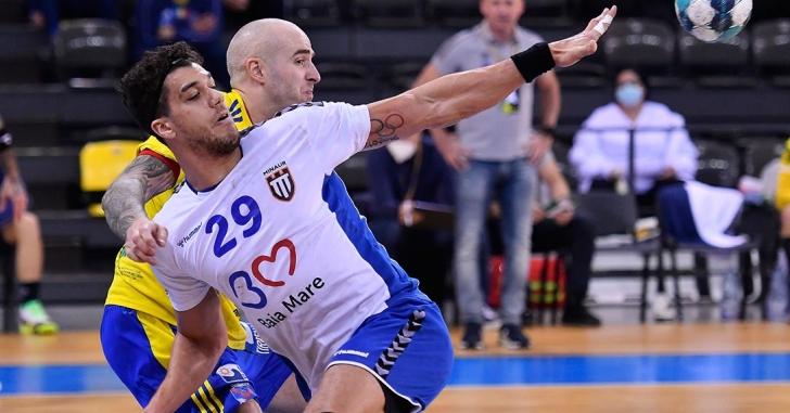 EHF European Cup: Victorie facilă pentru Minaur