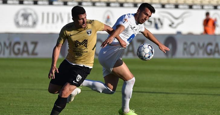 Liga 1: Rață și Costin semnează succesul ilfovenilor la Mediaș