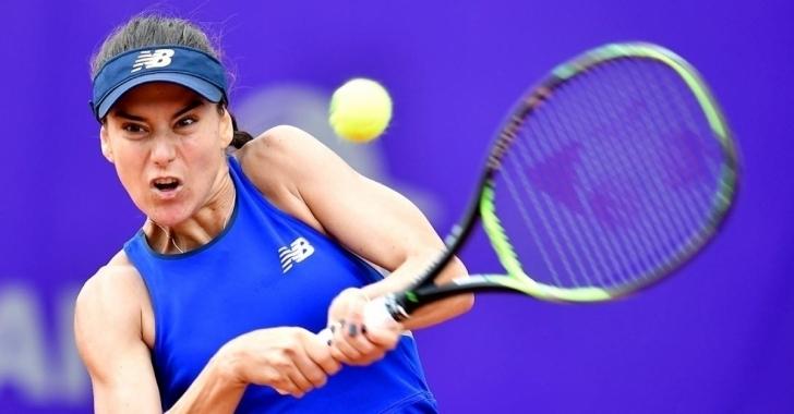 WTA Portoroz: Calificare în sferturi pentru Cîrstea