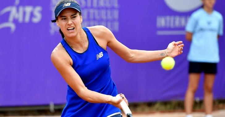 WTA Portoroz: Cîrstea încheie parcursul