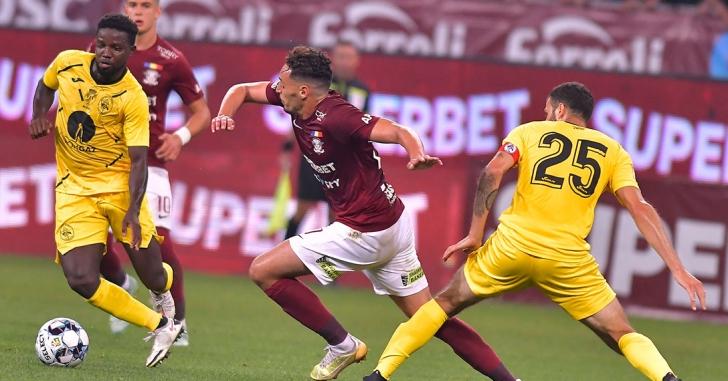 Liga 1: Gaz Metan se impune pe Arena Națională în fața Rapidului