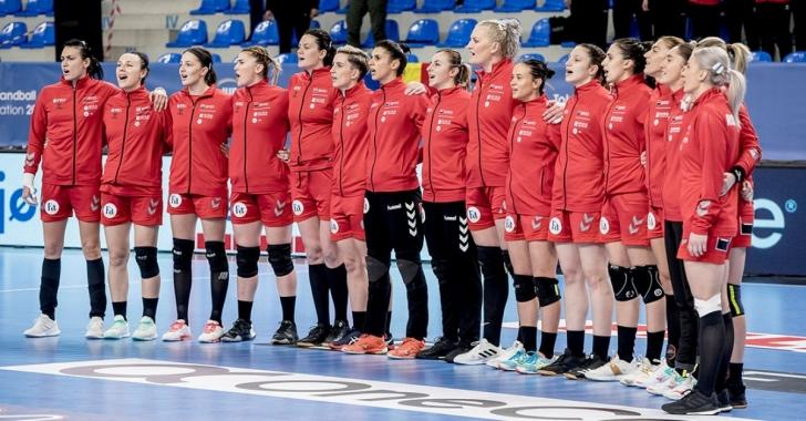 Lotul național de senioare convocat pentru preliminariile EURO 2022