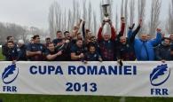 Steaua câștigă Cupa României la rugby