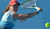 Australian Open: Sub semnul lui 2, Monica trece în turul 3