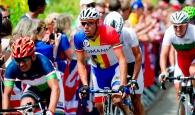 Doi români în ciclismul profesionist