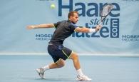 Adrian Ungur câștigă confruntarea românească de la Heilbronn