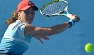 Open GDF Suez: Monica Niculescu continuă perioada bună