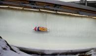 Start la sanie pe pistă artificială în sezonul preolimpic