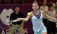 Open GDF Suez: Simona Halep pierde în primul tur