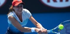 Open GDF Suez: Monica Niculescu și Klara Zakopalova eliminate în semifinale