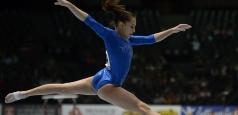 Aur la Cupa Mondială pentru gimnastica feminină