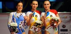 4 medalii la CE de gimnastică aerobică