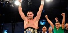 Victorie în WBO pentru Cristian Ciocan