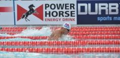 Campionatele Naţionale de înot, 2013, Ziua 2