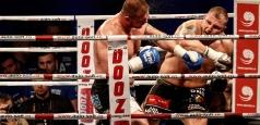 Raul Cătinaş, o victorie prin KO în K1