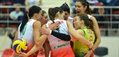 Dinamo Romprest se ţine de locul doi