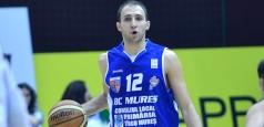 BC Mureş, victorie în contul de play-off