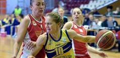 U. Goldiş Arad a câştigat derby-ul pentru primul loc