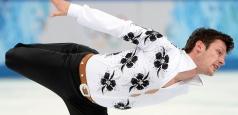 Zoltan Kelemen dansează şi vineri pe gheaţa olimpică