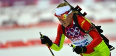 Eva Tofalvi, locul 21 la biatlon 15 km individual