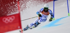 Alexandru Barbu, debut olimpic și locul 48 la Slalom Uriaş