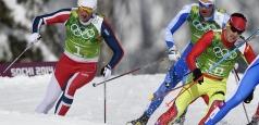 România nu a prins finala dramatică de la sprintul pe echipe