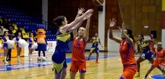 Univ. Goldiş Arad păstrează locul întâi cu o nouă victorie