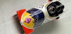 Proba de bob x 4, ultima lansare olimpică pentru România
