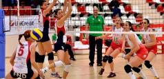 Dinamo Romprest a făcut primul pas în Final Four