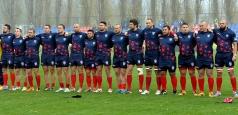 Steaua București, stagiu de pregătire în Franța