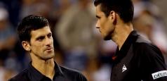 Indian Wells: Hănescu a rezistat aproape un set