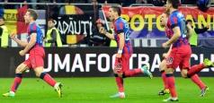 Cupa României: Steaua, cu un pas în finală